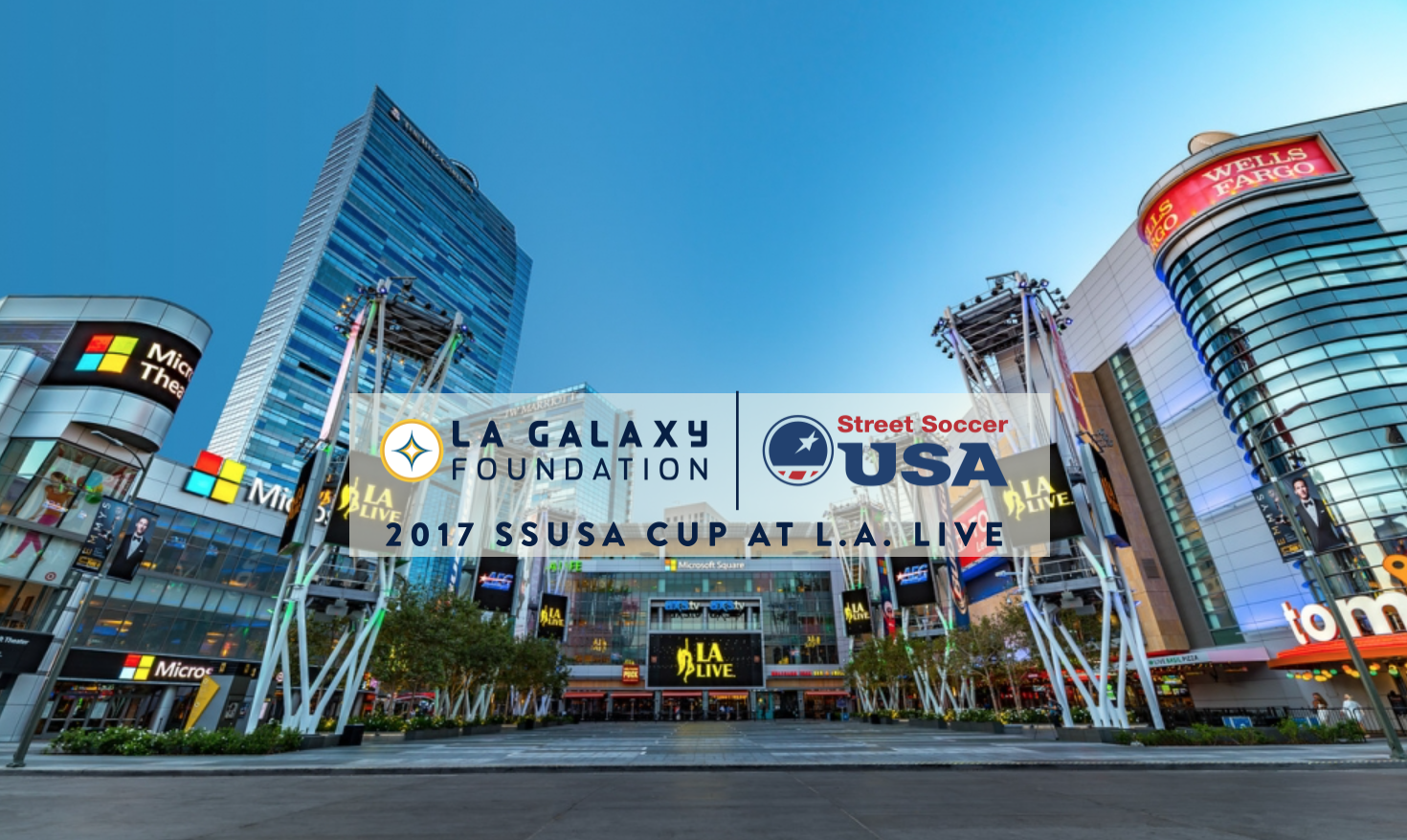 CUP SERIES @ L.A. LIVE – OCT 14