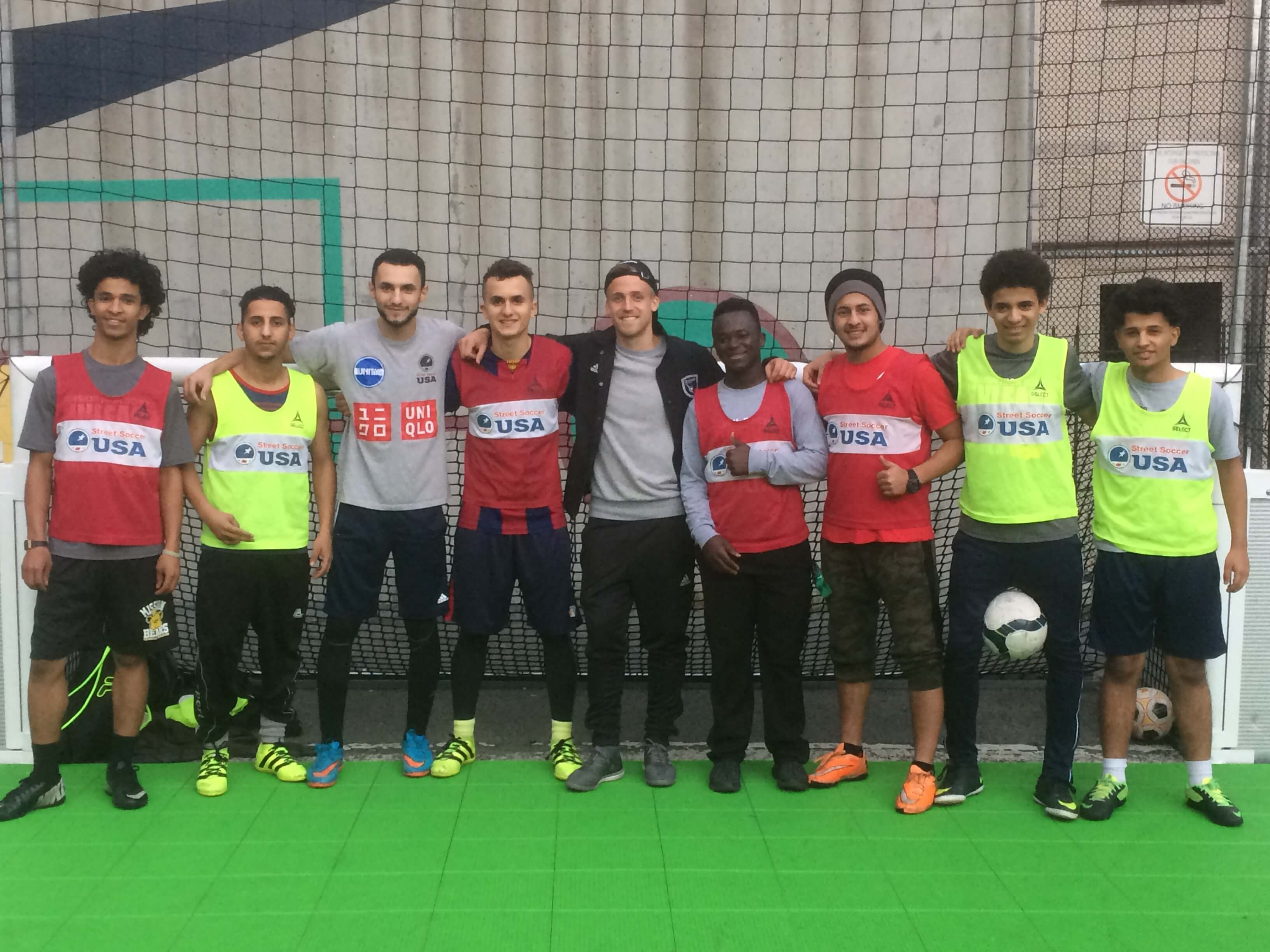 Street soccer usa meet our ssusa all stars around the country the tenderloin youth look forward to attending a sj quakes game this season and watching tommy on the big stage m4hsunfo